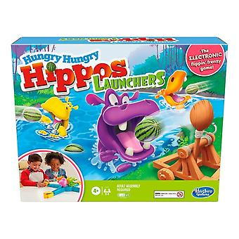 Hungry Hungry Hippos Launchers Spiel