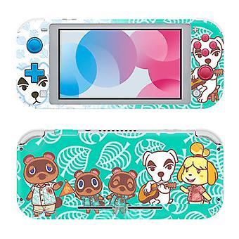 Nintendo Switch Lite bőrmatrica - Animal Crossing