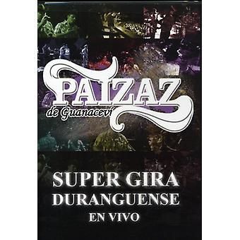 Paizaz De Guanacevi - En Vivo Super Gira Duranguense [DVD] USA import
