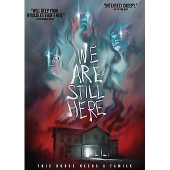 We Are Still Here [DVD] USA import