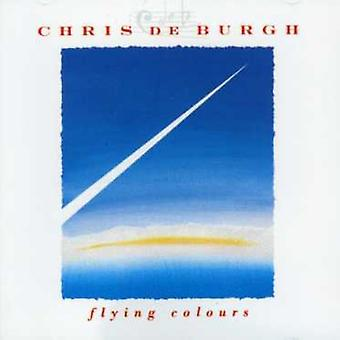 Chris De Burgh - importazione USA Flying Colours [CD]