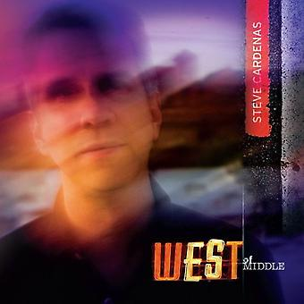 Steve Cardenas - West of Middle [CD] USA import