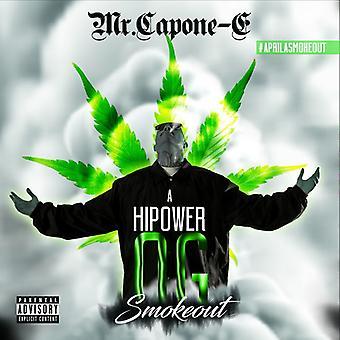 Mr. Capone E - A Highpower Og Smokeout [CD] USA import