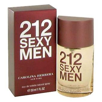 212 uomini sexy di Carolina Herrera Eau De Parfum EDT Spray 30ml
