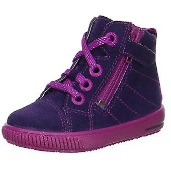 Superfit Girls Moppy 350-54 Ankle Boots Raisin Purple
