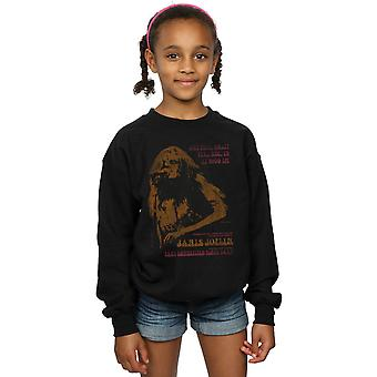 Janis Joplin Girls Madison Square Garden Sweatshirt