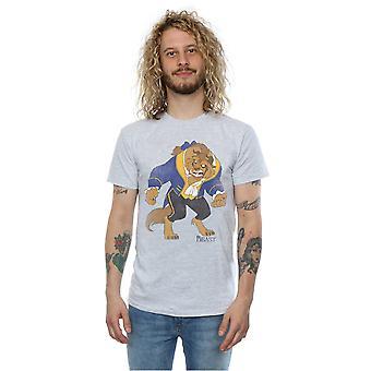 Disney Herren klassische Beast T-Shirt