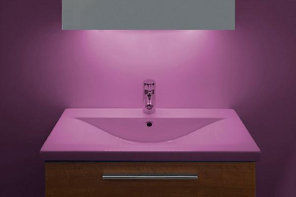 Ambient Shaver LED Bathroom Mirror With Demister Pad & Sensor K8sp