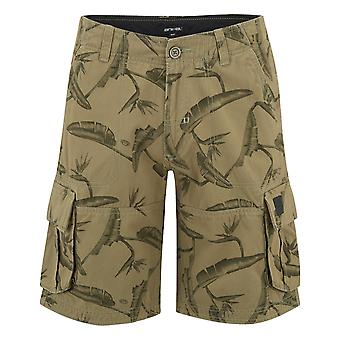 Animal Agouras Too Shorts in Lizard Green