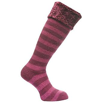 Regatta Womens/Ladies Fur Collar Warm and Comfortable Walking Socks