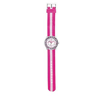 Scout child watch learning the bling-bling collection Rosa 280381010
