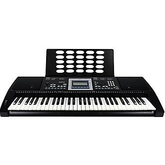 Axus Digital Touch Sensitive 61 Key Keyboard - with 6 Months Free Online Lessons