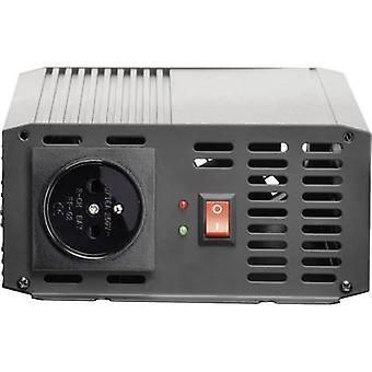 VOLTCRAFT Inverter PSW 1000-24-F 1000 W 24 V DC - 230 V AC