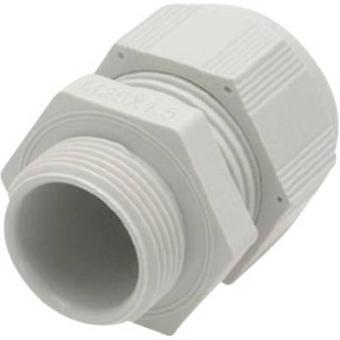 Helukabel HT 93910 Cable gland M20 Polyamide Grey-white (RAL 7035) 1 pc(s)
