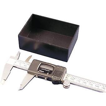 Hammond Electronics Druckguss 1596B102-10 Gehäuse 30 x 20 x 15 Acrylnitril Butadien Styrol schwarz 10 PC