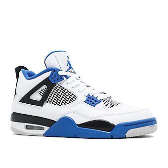 Air Jordan 4 Retro 'Motorsport' - 308497-117 - Shoes