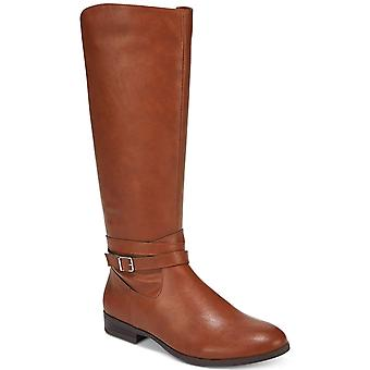 Style & Co. Womens Keppur Closed Toe Over Knee Riding Boots