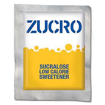Zucro baja calorías edulcorante polvo sobres