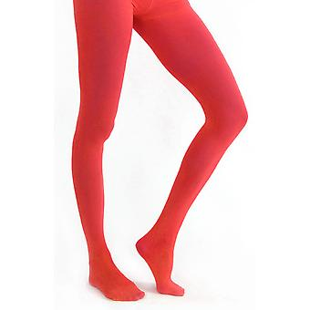 Bas et jambes accessoires bas extra stretch rouge