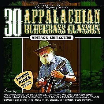 30 Appalachian Bluegrass Classics   Powe - 30 Appalachian Bluegrass Classics Powe [CD] USA import