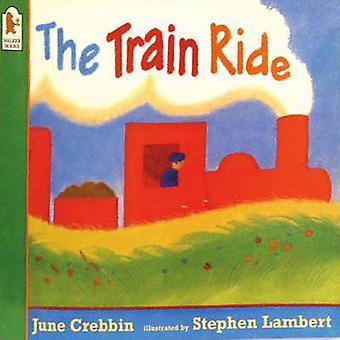 ركوب القطار-الكتاب الكبير من قبل حزيران/يونيه كريبين-ستيفن لامبرت--97807445