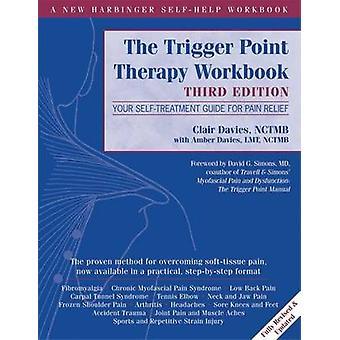 Trigger Point Therapy työkirja - itsehoidolla opas kivun
