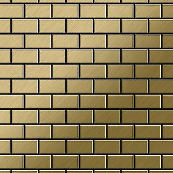 Metalowa mozaika z tytanu Alloy House-Ti-GB