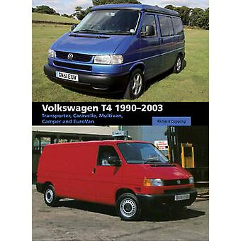 Volkswagen T4 1990-2003 - transportör - Caravelle - Multivan - Camper