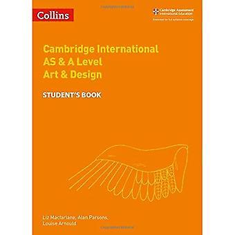 Collins Cambridge International AS & A Level Art & Design (Cambridge International Examinations)