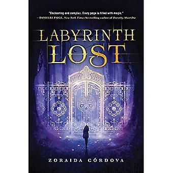 Labyrinthe perdu (Brujas de Brooklyn)