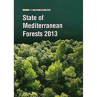 Tillstånd av Medelhavet skogar 2013