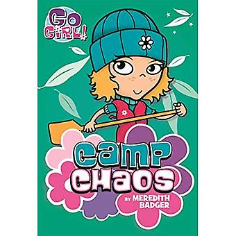 Go Girl #9: Camp Chaos (Go Girl!)