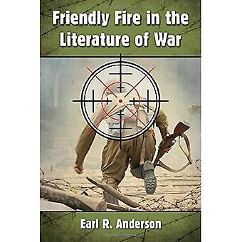 Vriendelijk vuur in de literatuur over de oorlog