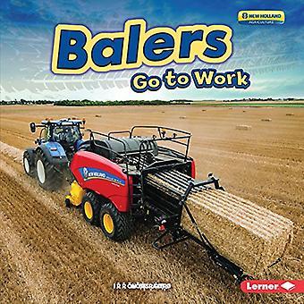 Paalaimet mennä töihin (Farm koneet töissä)