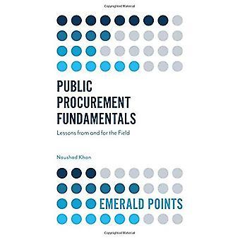 Overheidsopdrachten Fundamentals: Lessen uit en voor het veld (Emerald punten)