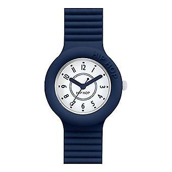 Hip Hop Analog quartz ladies Silicone wrist watch HWU0634
