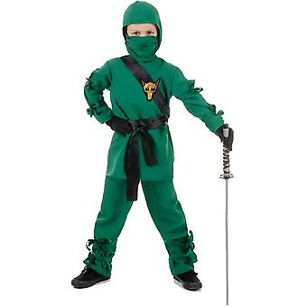 Green Ninja Suit for Kid