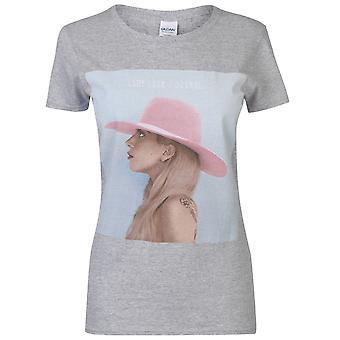 Mens officiel Gaga bande T Shirt Mesdames