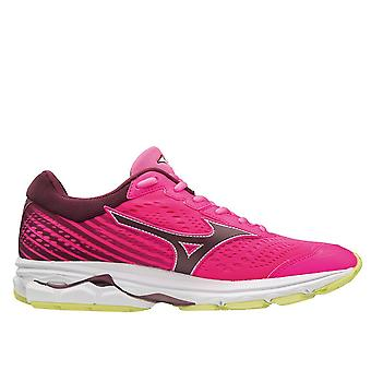 Mizuno Wave Rider 22 J1GD183166 runing all year women shoes
