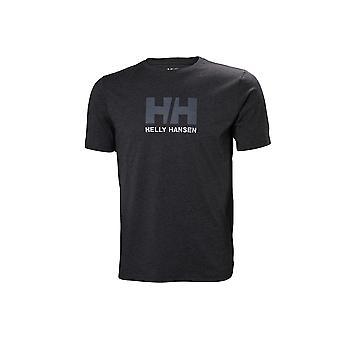 Helly Hansen Logo camiseta 33979-981 Mens t-shirt