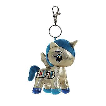 Tokidoki Cleo Unicorno Plush Key Clip 4.5