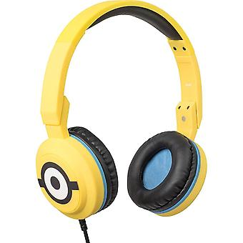 Tribe Despicable Me Minions Carl Foldable Headphones