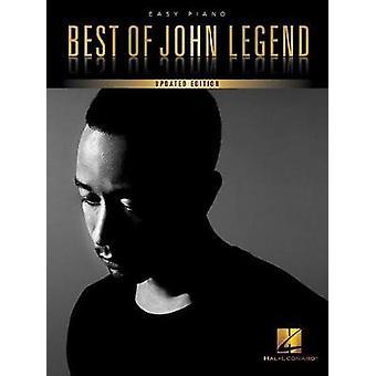 Best of John Legend - Updated Edition - 9781495090332 Book