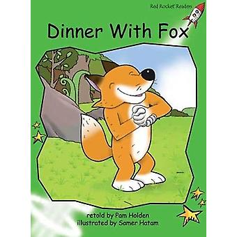 Red Rocket Readers - Early Level 4 Fiction Set C - Dinner with Fox by P