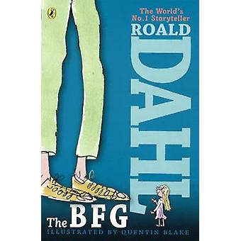 The BFG by Roald Dahl - Quentin Blake - 9781417786121 Book