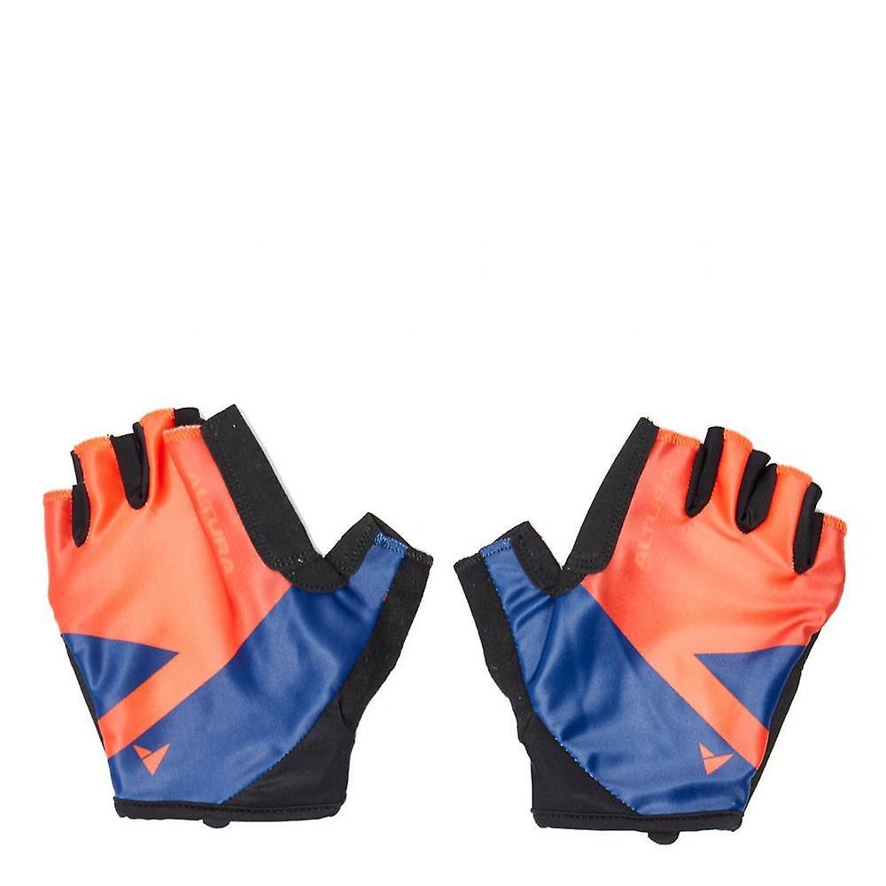 New Altura Team Mitt Fingerless Cycling gloves Red