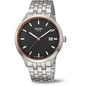 Boccia Titanium 3614-03 Miesten Watch