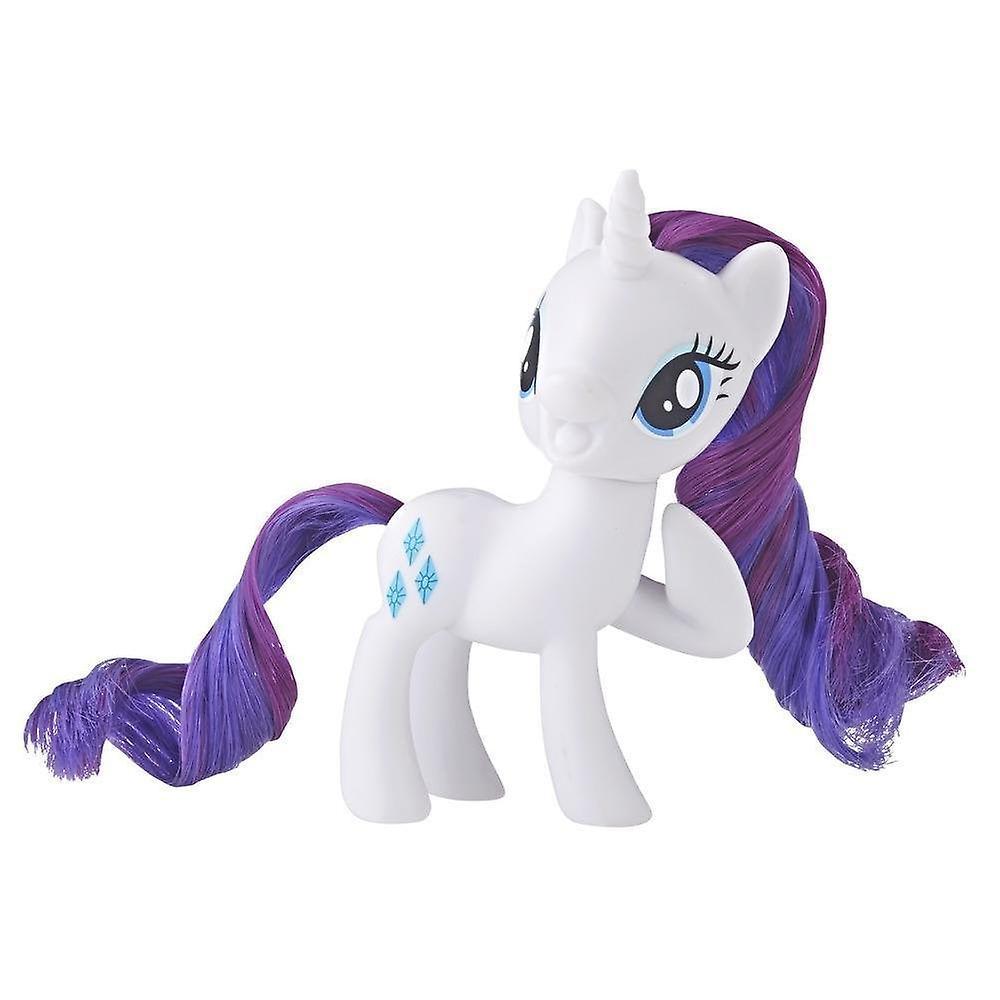 Min lilla ponny sällsynthet Mane Pony figur
