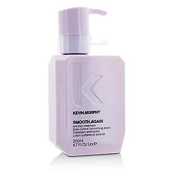 Kevin. Murphy slät. Again anti-frizz behandling (Style Control/utjämning lotion)-200ml/6.7 oz