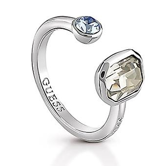 Guess Woman Alloy Circonite Ring Size 16 UBR83002-56
